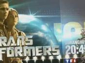Transformers film soir dimanche août 2010 bande annonce