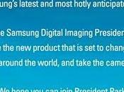 nouveau Samsung prometteur Photokina