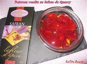 Poivrons confits safran QUERCY