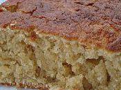 Gâteau noix coco sans beurre