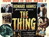 Chose d'un autre monde Thing from another world, Howard Hawks Christian Niby