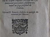 Bibliophilie Sciences: Scipion Dupleix, avocat, historien, physicien philosophe