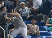 Bagarre dans gradins l'US Open 2010 (Djokovic Petzschner) videos