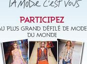Galeries Lafayette plus grand défilé monde marketinguement bien aiguillé