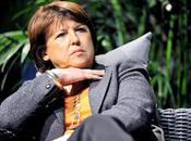 Martine Aubry agacée David Pujadas Arlette Chabot