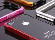 coque Vapor Case pour l'iPhone réduit réception l'antenne