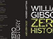 Typographie code barre chez William Gibson