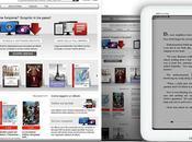 Telecom Italia lance dans livre numérique avec SAGEM