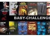 Baby Challenge Livraddict 2011 Catégorie Thriller