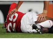 United Valencia blessé pour longtemps