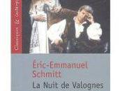Nuit Valognes, Eric-Emmanuel Schmitt