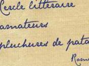 cercle littéraire amateurs d'épluchures patates Mary Shaffer