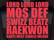 Kanye West Def, Swizz Beatz, Raekwon Charlie Wilson Lord