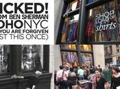 Sherman Gets Nicked York