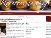 Recettes Chefs, tout nouveau blog suivre