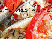 MEZES Sardines farcies