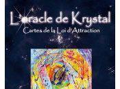 Cartes livre L'Oracle Krystal
