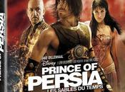 {Prince Persia, Blu-Ray