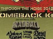 Comeback Kids Madball Studio Montréal 25/09/2010