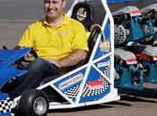 Kart amélioré mini dragster