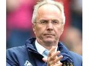 Angleterre Eriksson Leicester