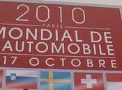 Mondial l'Automobile Regards croisés stratégie constructeurs