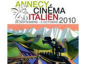 Palmarès 28ème édition Festival Italien d'Annecy