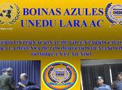 Boinas Azules (Blue Berets) UNEDU LARA