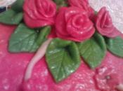gateau rose
