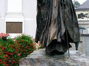 Première pierre musée consacré Jean Paul Pologne