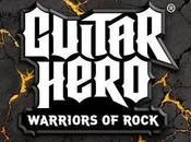 Guitar Hero Warriors Rock déchire