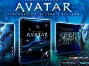"""Avatar"" version collector (ultra longue) dvd/BR."