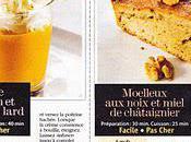 RECETTES Mimolette dans TELESTAR