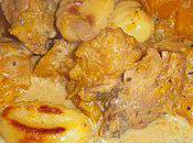 Gnocchis poulet courge butternut crème
