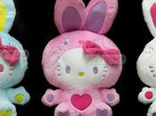Peluches Hello kitty Colorful Bunny vente chez