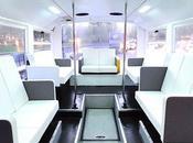 entièrement re-designé pour Evènements privés Shuttle