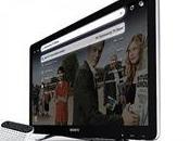 Sony Internet avec Google