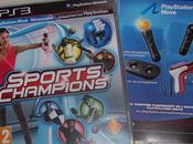 [PS3] Sports Champions: premiéres impressions!