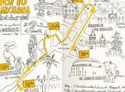 sketchcrawl maratón barcelona