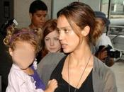 Photos Jessica Alba Jennifer Garner super mamans