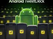 TweetDeck disponible Android