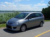 Essai routier complet: Mazda5 2010