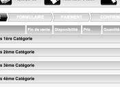 Numérotation avec billetterie Weezevent Choeur Symphonique Paris