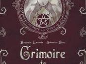 Grimoire Sorcières, Benjamin Lacombe Sébastien Perez