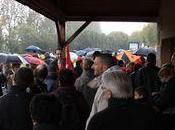 Ducey Avranches mobilisés contre réforme retraites mardi octobre 2010