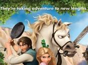Raiponce Disney d'année embauche Isabelle Adjani Romain Duris