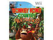 Donkey Kong Country Returns Nintendo hiver