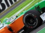Green remplace Smith chez Force India