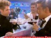 Benoit gagne Secret Story Vidéo Photo