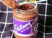 J'ai gouté pour vous... pâte tartiner Cadbury